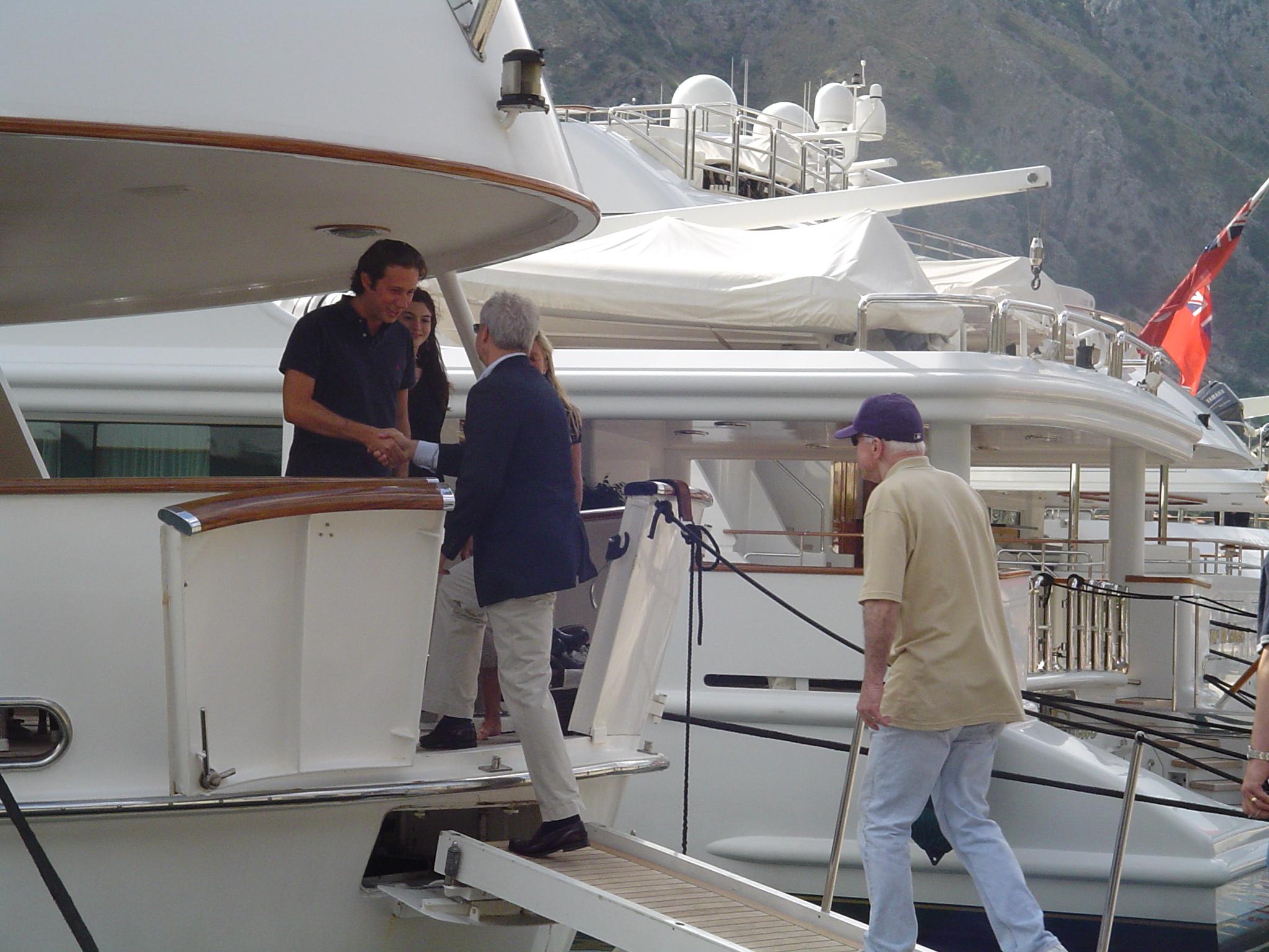 Mccain Yacht Kotor Bay